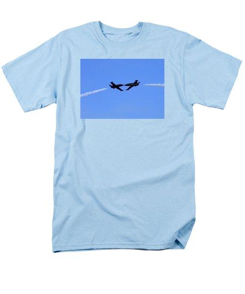Just A Kiss Men's T-Shirt  (Regular Fit)