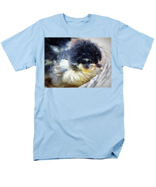 Just Hatched Men's T-Shirt  (Regular Fit) by Lainie Wrightson