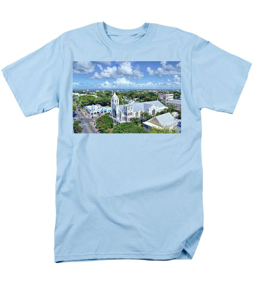 Men's T-Shirt  (Regular Fit) featuring the photograph Key West by Olga Hamilton
