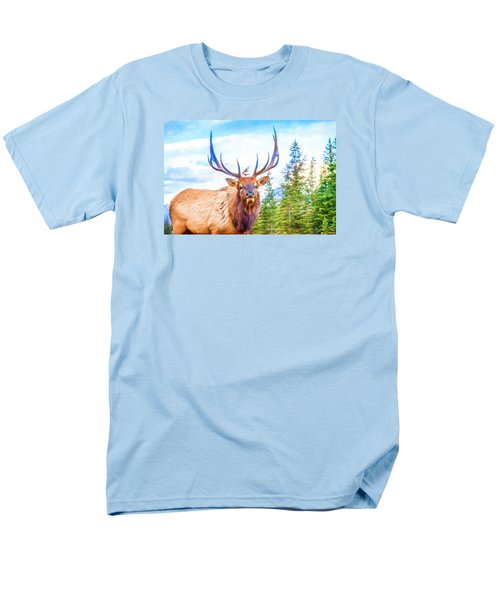 King Of The Forest Men's T-Shirt  (Regular Fit)