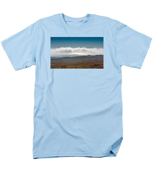 Men's T-Shirt  (Regular Fit) featuring the photograph Kingdom In The Sky by Gary Eason