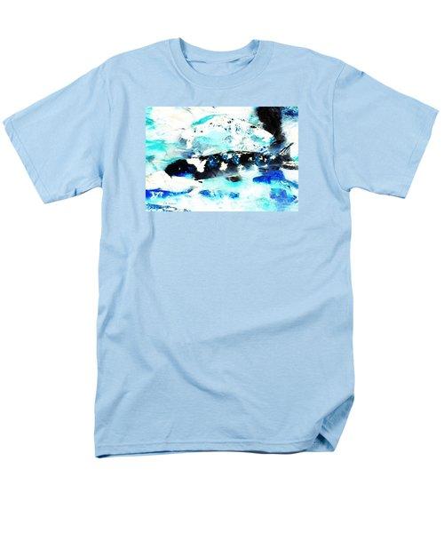 Koi Abstract 2 Men's T-Shirt  (Regular Fit)