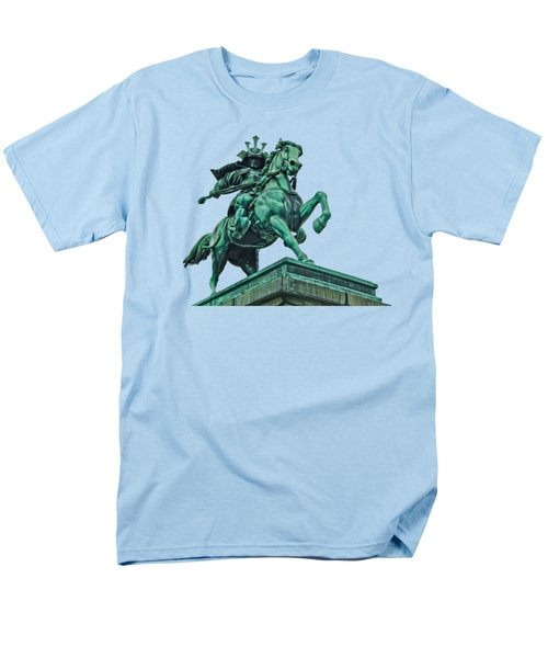 Kusunoki Masashige Close Up Men's T-Shirt  (Regular Fit) by Scott Carruthers
