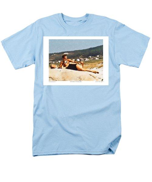 La Vida Dulce,the Sweet Life Men's T-Shirt  (Regular Fit) by Kenneth De Tore