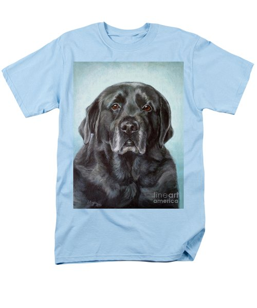 Labs Are The Most Sincere Men's T-Shirt  (Regular Fit)