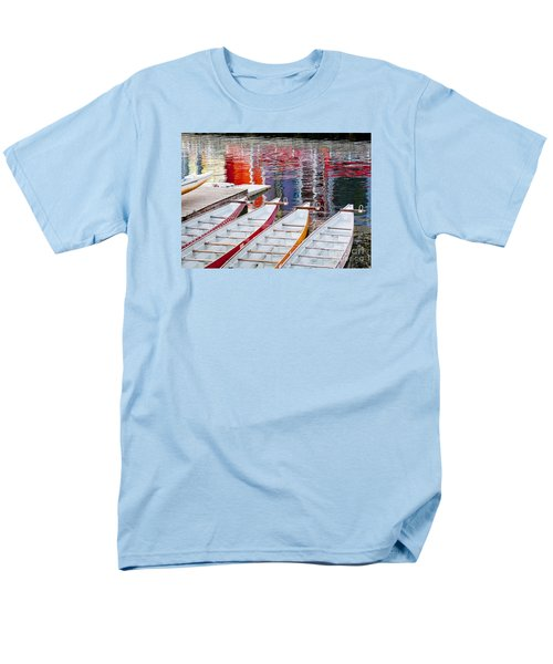 Last Of The Dragon Boats Men's T-Shirt  (Regular Fit) by Chris Dutton