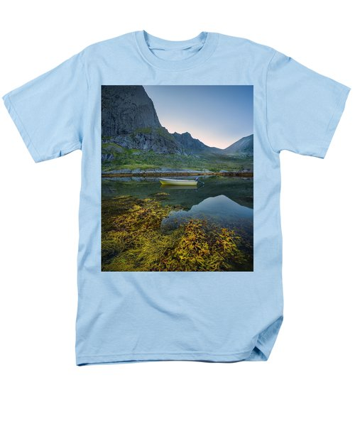 Men's T-Shirt  (Regular Fit) featuring the photograph Late Summer by Maciej Markiewicz