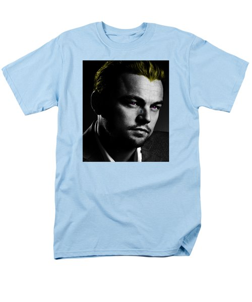 Leonardo Di Caprio Men's T-Shirt  (Regular Fit) by Emme Pons