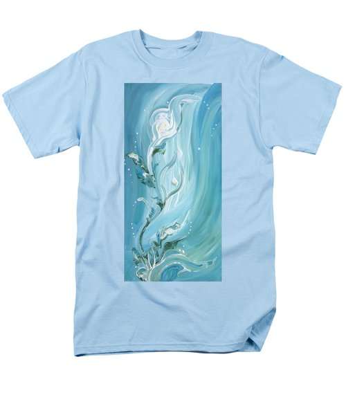 Lily Men's T-Shirt  (Regular Fit) by Pat Purdy