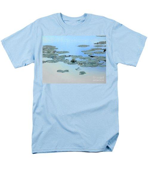 Lily Pond Men's T-Shirt  (Regular Fit)