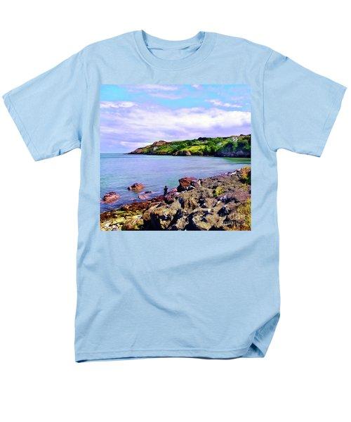 Looking Across Men's T-Shirt  (Regular Fit) by Judi Bagwell