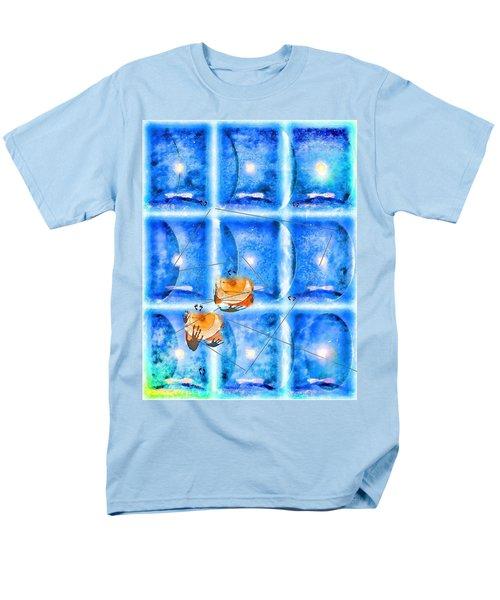 Lunar Balance Men's T-Shirt  (Regular Fit)