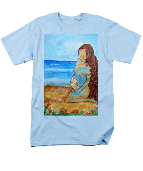 Made Of Water Men's T-Shirt  (Regular Fit) by Gioia Albano