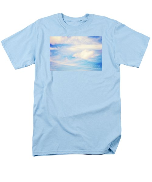 Men's T-Shirt  (Regular Fit) featuring the photograph Magical Sky Part 1 by Janie Johnson