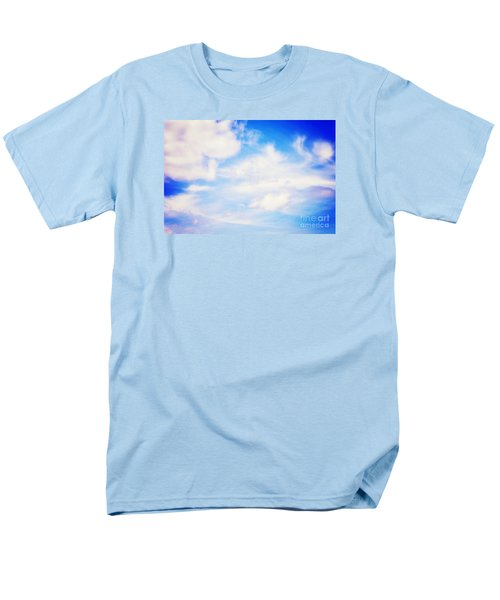 Men's T-Shirt  (Regular Fit) featuring the photograph Magical Sky Part 2 by Janie Johnson