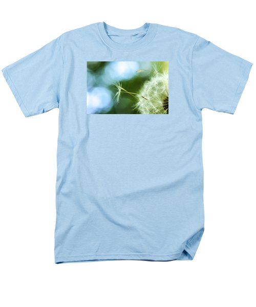 Make A Wish Men's T-Shirt  (Regular Fit) by Jean Haynes