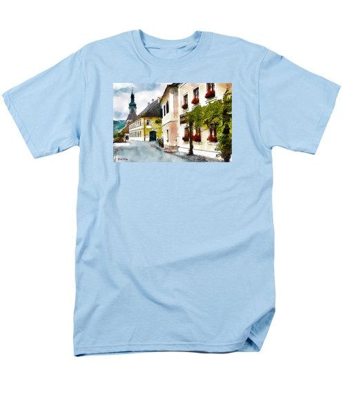 Malerische Men's T-Shirt  (Regular Fit) by Greg Collins