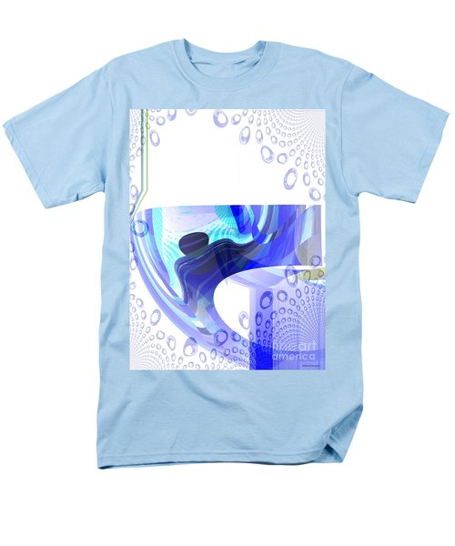 Man In The Air Men's T-Shirt  (Regular Fit) by Thibault Toussaint