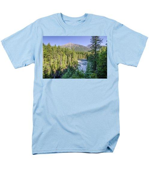 Mcdonald Falls Men's T-Shirt  (Regular Fit)