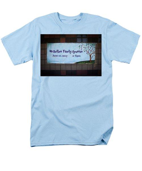 Mcquillen Family Reunion 2017 Men's T-Shirt  (Regular Fit)