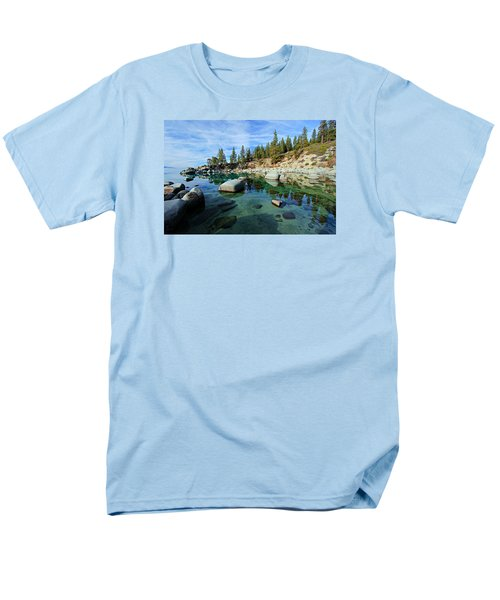 Mesmerized Men's T-Shirt  (Regular Fit) by Sean Sarsfield