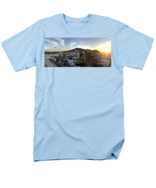 Men's T-Shirt  (Regular Fit) featuring the photograph Mexico Memories 3 by Victor K