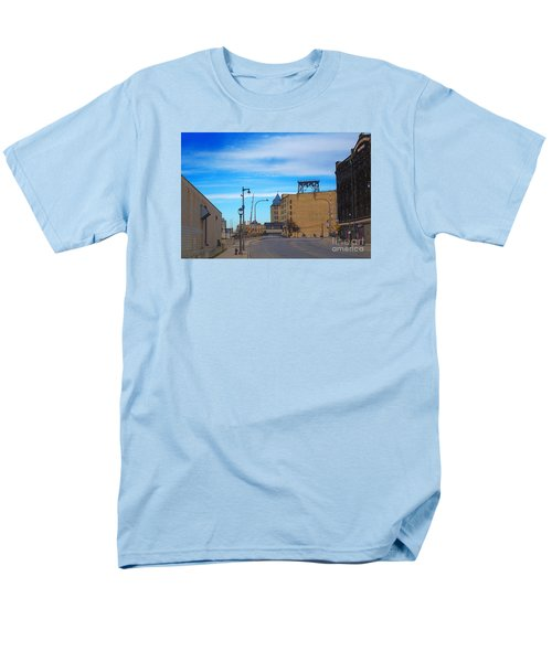 Milwaukee Cold Storage Co Men's T-Shirt  (Regular Fit) by David Blank
