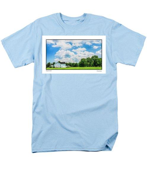 Mingoville Clouds Men's T-Shirt  (Regular Fit) by R Thomas Berner