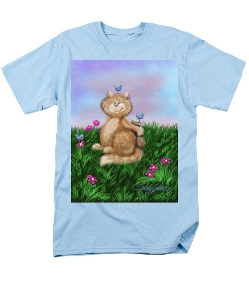 Mischief Men's T-Shirt  (Regular Fit) by Dani Abbott