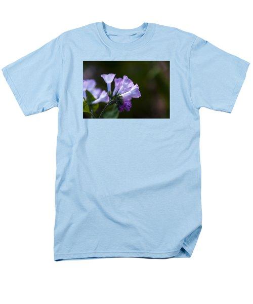 Morning Bluebells Men's T-Shirt  (Regular Fit) by Dan Hefle