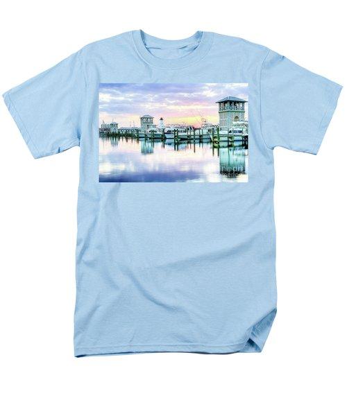 Morning Calm Men's T-Shirt  (Regular Fit)