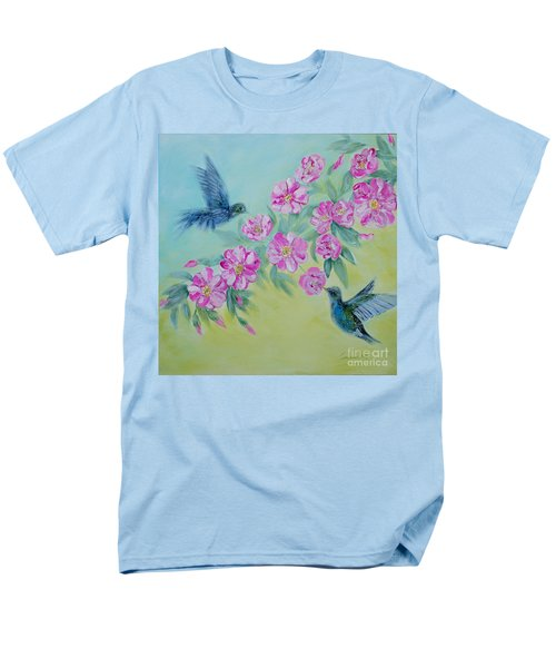 Morning In My Garden. Special Collection For Your Home Men's T-Shirt  (Regular Fit)