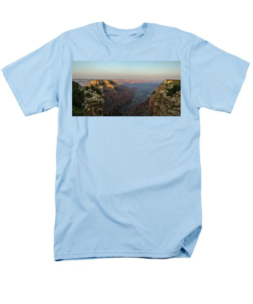 Morning Lights Wotans Throne Men's T-Shirt  (Regular Fit)
