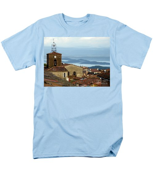 Morning Mist In Provence Men's T-Shirt  (Regular Fit) by Lainie Wrightson