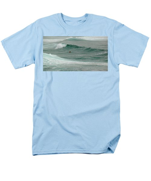 Morning Ride Men's T-Shirt  (Regular Fit) by Evelyn Tambour