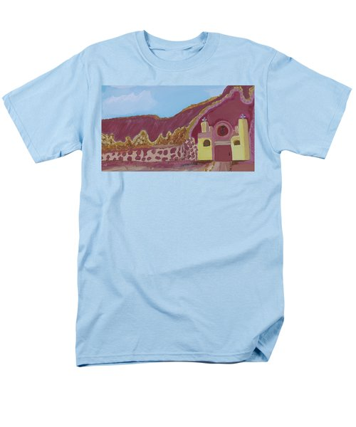 Mountain Mission Men's T-Shirt  (Regular Fit) by Don Koester