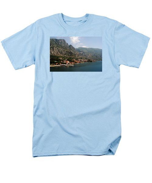 Mountains Of Montenegro Men's T-Shirt  (Regular Fit) by Robert Moss