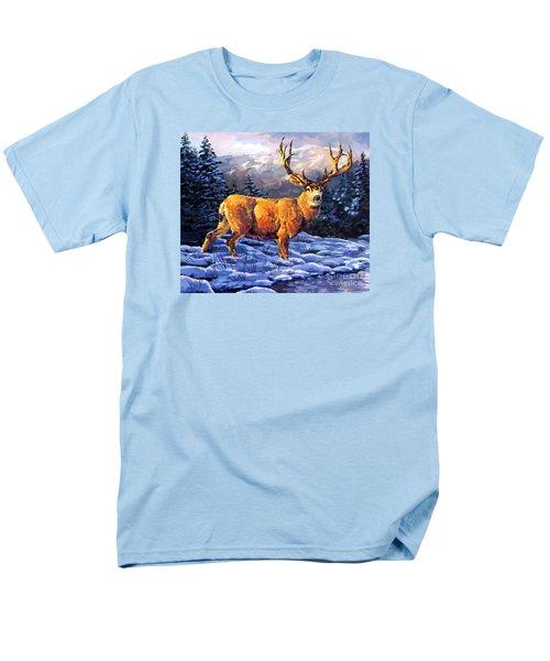 Mule Deer 2 Men's T-Shirt  (Regular Fit)
