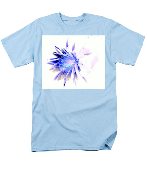 Mystical Phenomenoms Of The Southwest Cactus Orchid Men's T-Shirt  (Regular Fit) by Antonia Citrino
