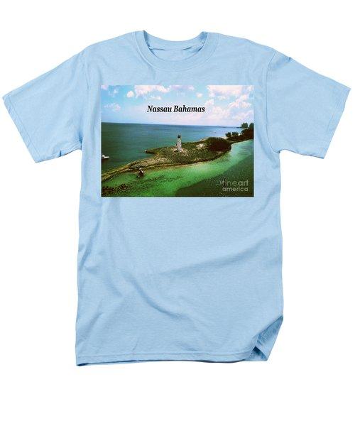 Men's T-Shirt  (Regular Fit) featuring the photograph Nassau by Gary Wonning