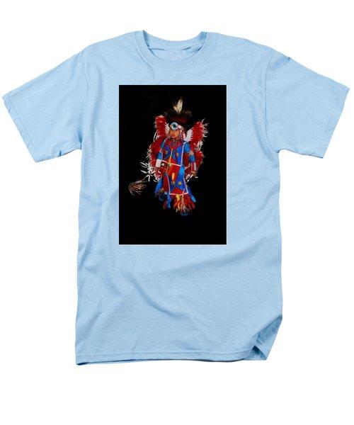 Native American Dancer Men's T-Shirt  (Regular Fit)