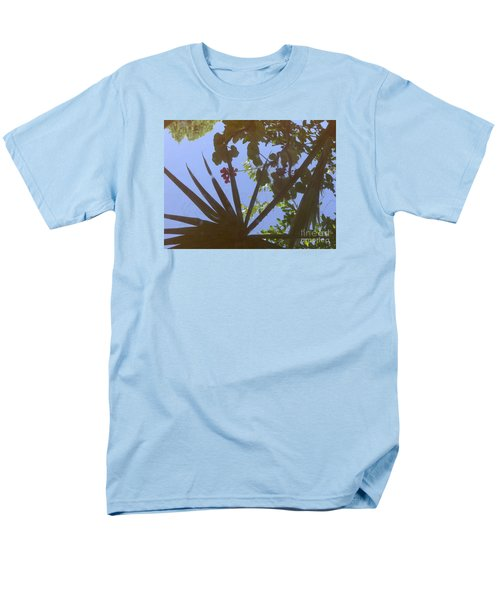 Nature Reflected Men's T-Shirt  (Regular Fit) by Nora Boghossian