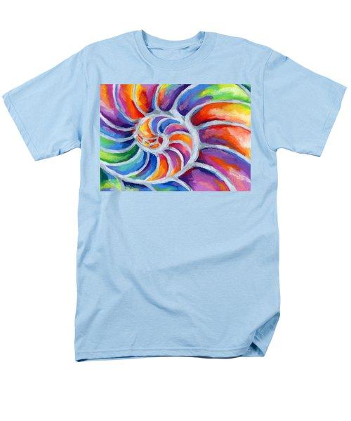 Nautilus Men's T-Shirt  (Regular Fit) by Stephen Anderson