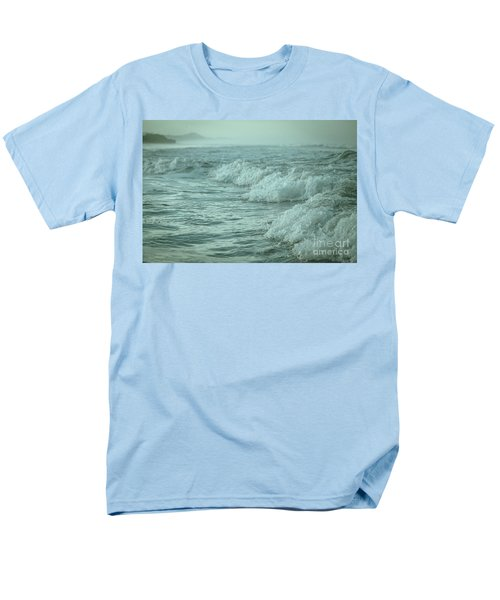 Near Waves Men's T-Shirt  (Regular Fit) by Iris Greenwell