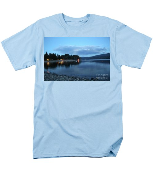 Men's T-Shirt  (Regular Fit) featuring the photograph Night Fall by Victor K