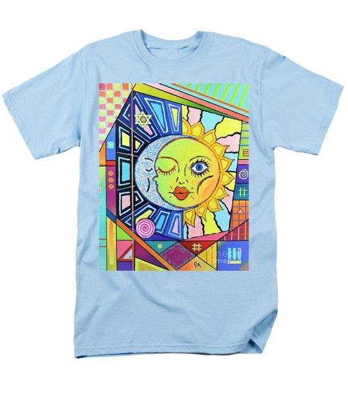 Night Kisses Daylight Men's T-Shirt  (Regular Fit) by Jeremy Aiyadurai