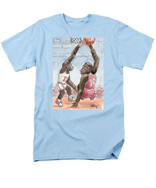 No No No Men's T-Shirt  (Regular Fit) by George I Perez