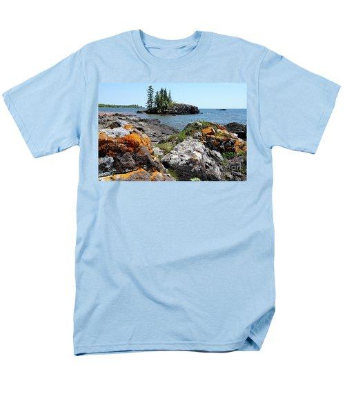 North Shore Beauty Men's T-Shirt  (Regular Fit) by Sandra Updyke