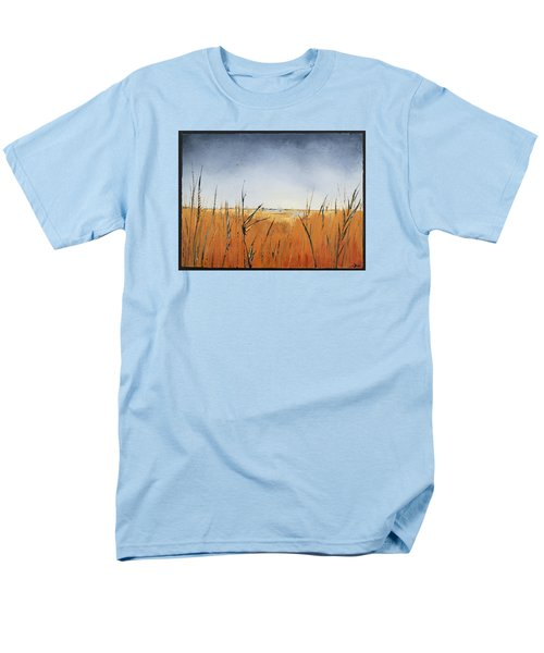 Of Grass And Seed Men's T-Shirt  (Regular Fit) by Carolyn Doe