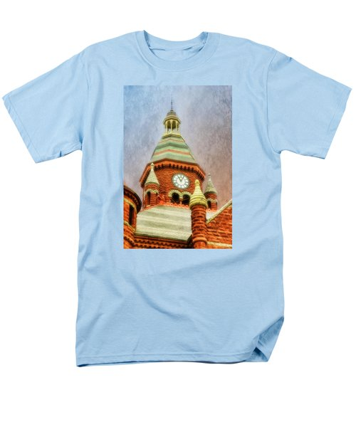 Men's T-Shirt  (Regular Fit) featuring the photograph Old Red by Joan Bertucci